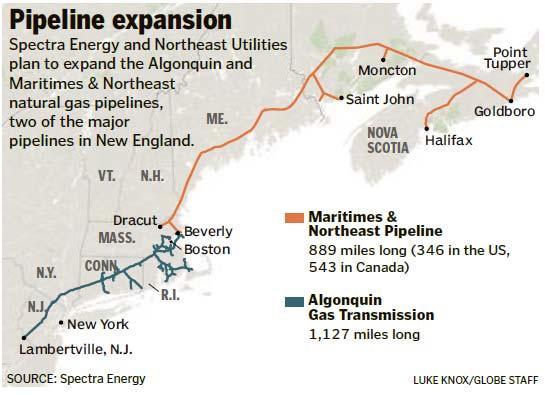 map - Globe Sep-15 Pipeline